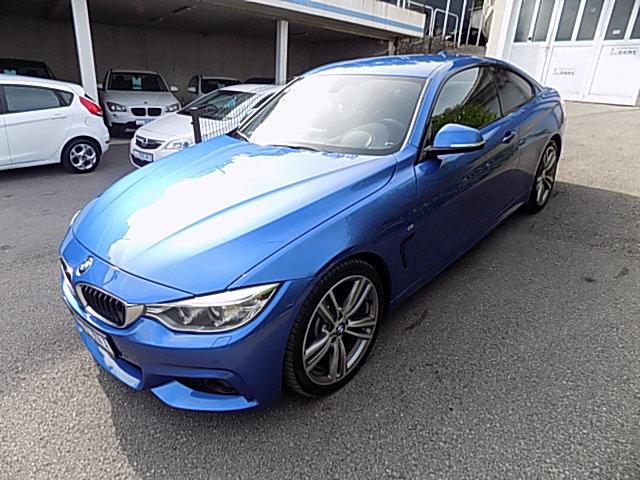 BMW 435i Coupe.. Akrapović